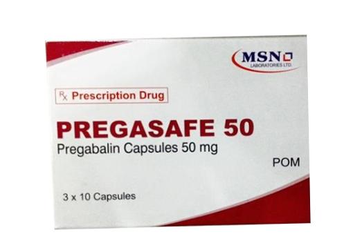 Pregasafe 50