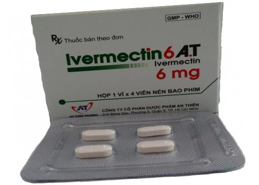 Ivermectin 6 A.T
