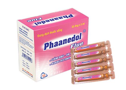 Phaanedol flue
