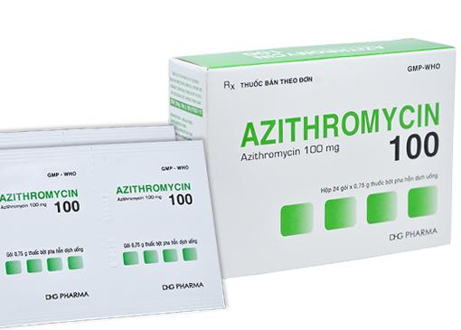 Azithromycin 100