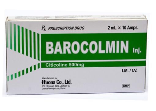 Barocolmin injection