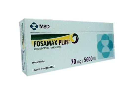 Fosamax Plus 70mg/5600IU