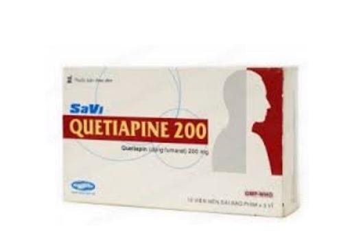 SaVi Quetiapine 200