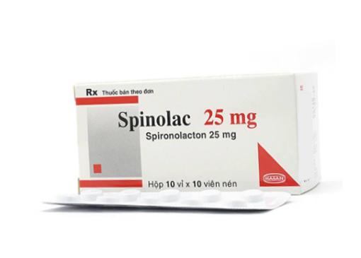 Spinolac 25mg