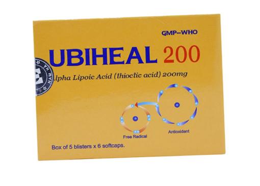 Ubiheal 200
