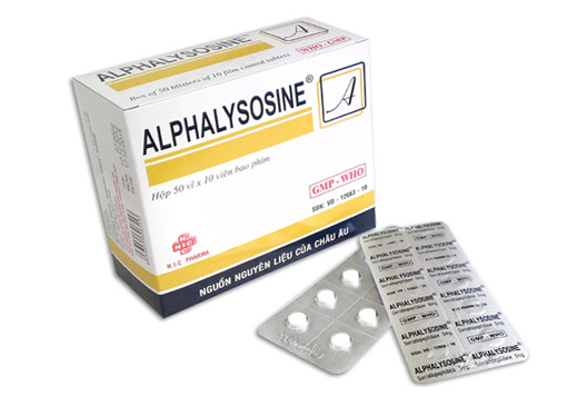 Alphalysosine
