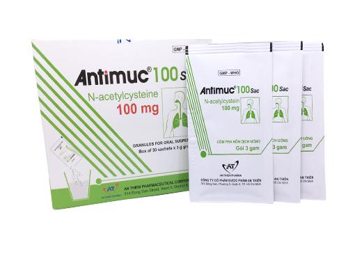 Antimuc 100 sac