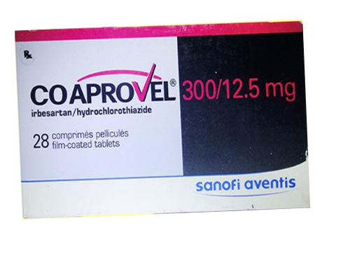 CoAprovel 300/12.5mg