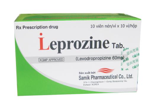 Leprozine Tab