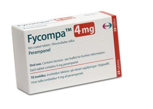 Fycompa 4 mg