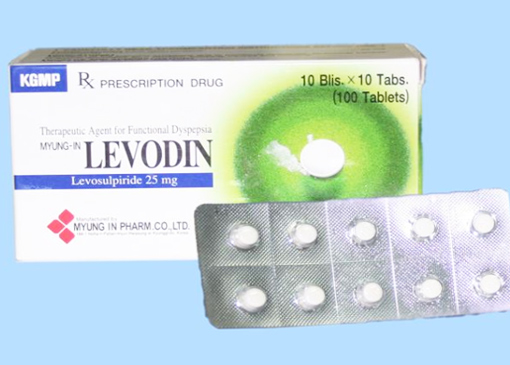 Levodin Tab