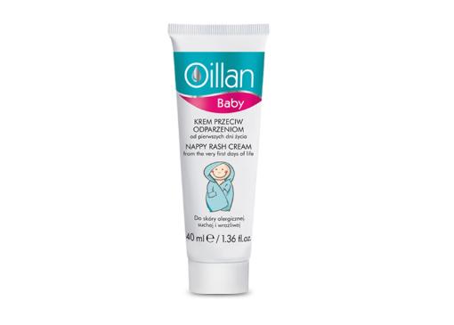 OILLAN BABY NAPPY RASH