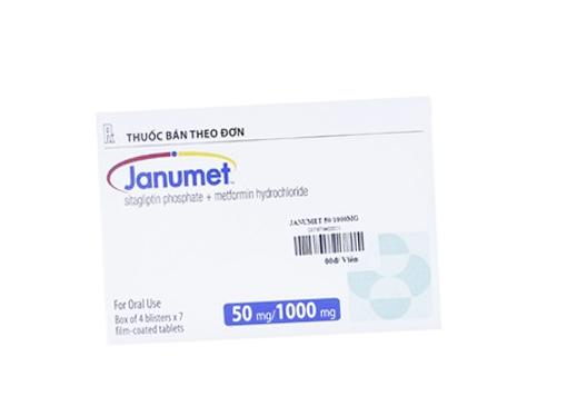 Janumet 50mg/1000mg