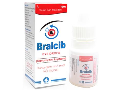 Bralcib Eye Drops