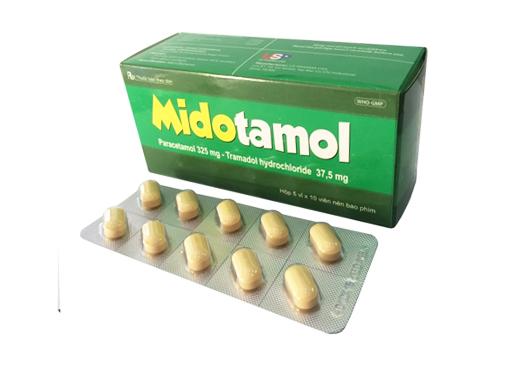 Midotamol