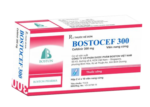 Bostocef 300