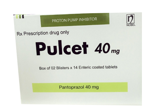 Pulcet 40mg