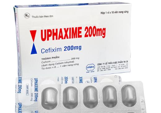 Uphaxime 200 mg