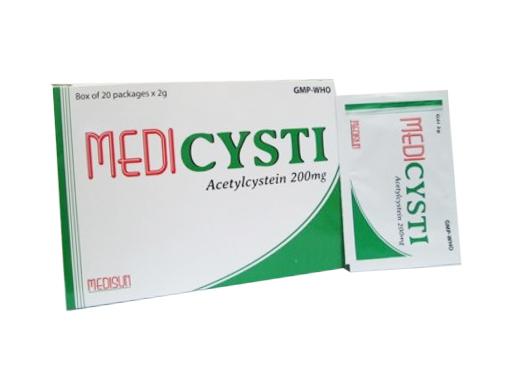 Medicysti