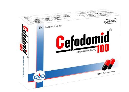 Cefodomid 100
