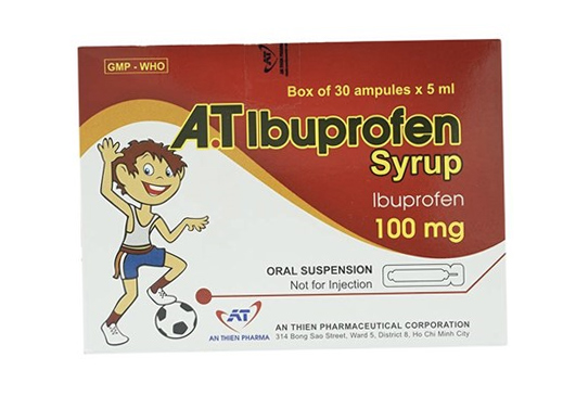 A.T Ibuprofen Syrup