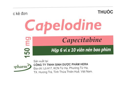 Capelodine