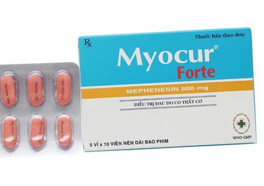 Myocur Forte