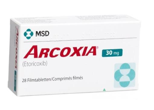 Arcoxia 30mg