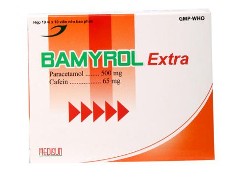 Bamyrol Extra