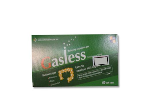 Gasless Soft Caps 125mg