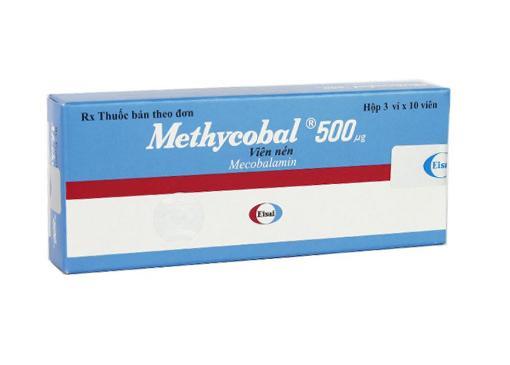Methycobal 500mcg