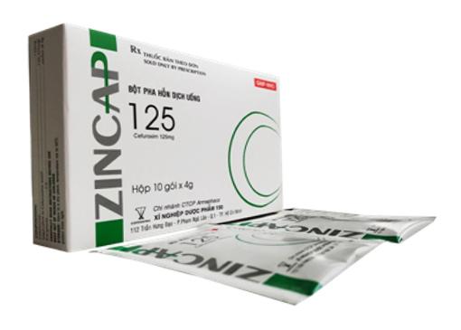 Zincap 125mg