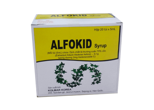 Alfokid Syrup