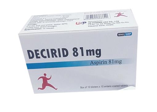 Decirid 81 mg