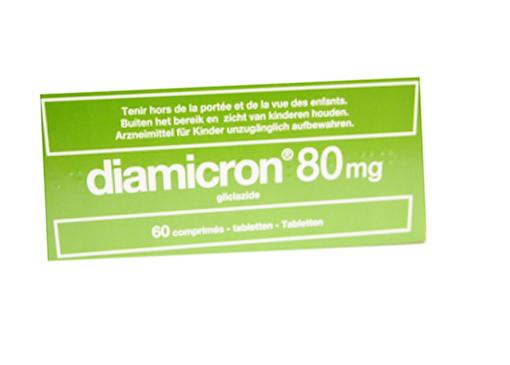 Diamicron 80mg