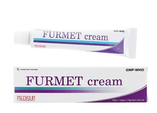 FURMET cream