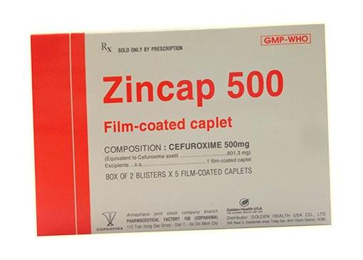 Zincap 500