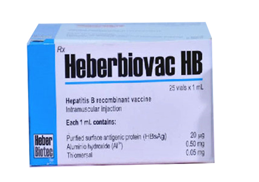 Heberbiovac HB (20mcg)