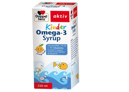 Kinder Omega 3 Syrup