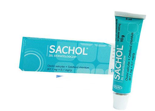 Sachol-Gel