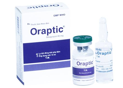 Oraptic