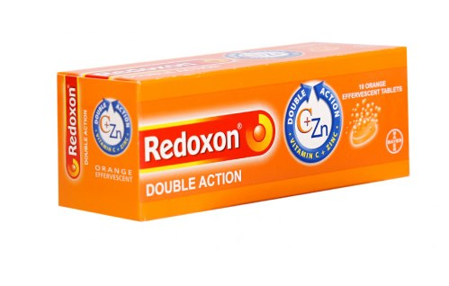 Redoxon Double Action