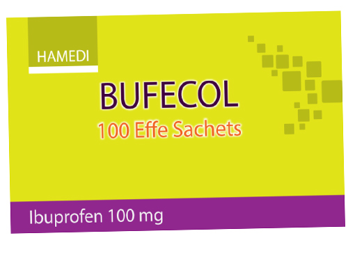 Bufecol 100 Effe Sachets