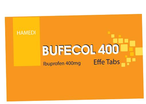 Bufecol 400 Effe Tabs