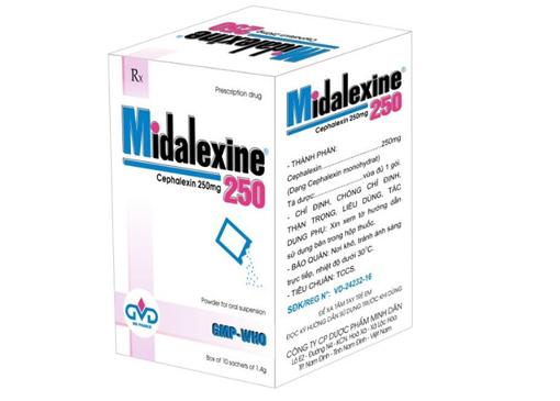 Midalexine 250