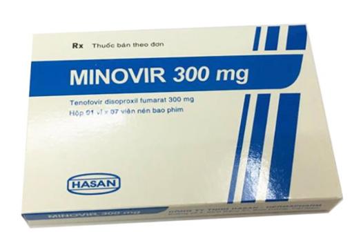 Minovir 300mg