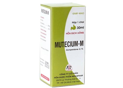 Mutecium - M