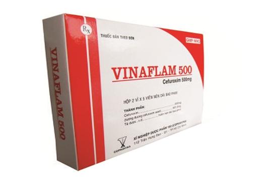 Vinaflam 500