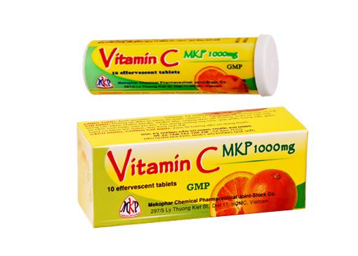 Vitamin C MKP 1000mg