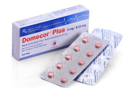 Domecor plus 5 mg/6,25 mg